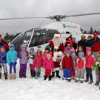 Heliops and Friends of Flying Santa 2014