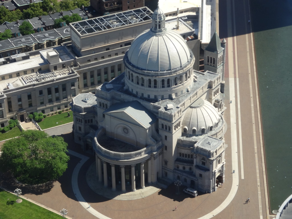 Christian Science Center - Boston, MA