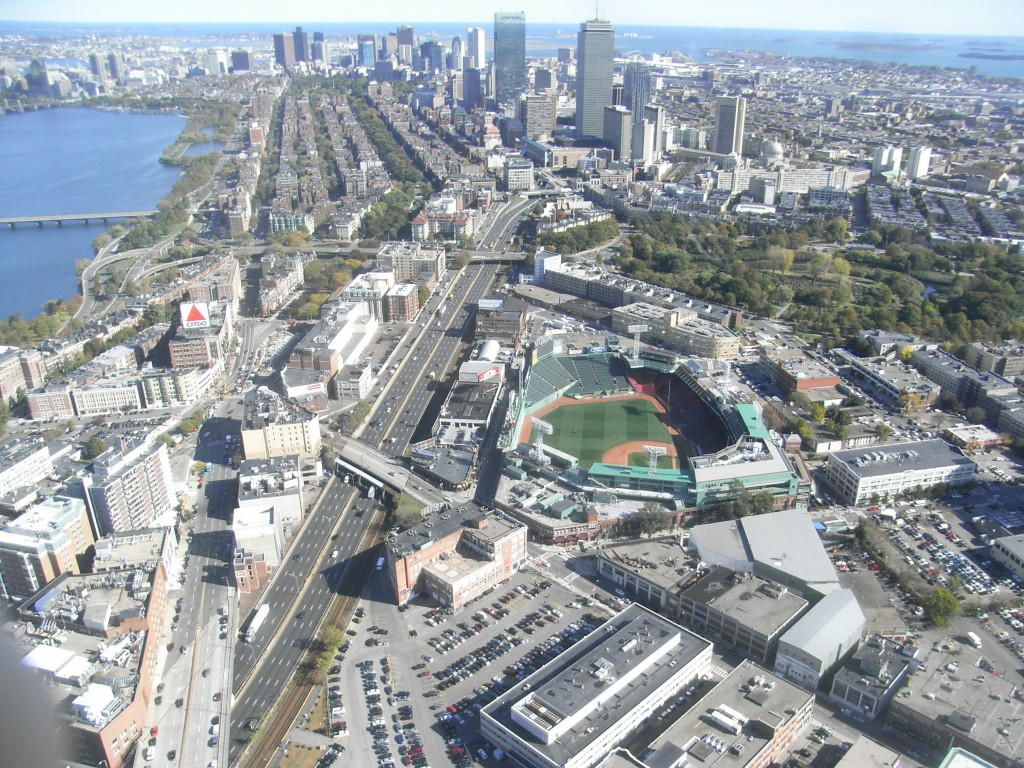Boston_Fenway Heliops Tour